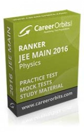 Ranker Physics JEE Main 2016 by Career Orbits