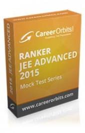 Ranker Mock Test Series IIT JEE 2015 by Career Orbits