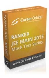 Ranker Mock Test Series  JEE Main 2015 by Career Orbits