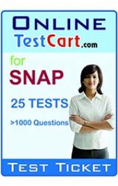 SNAP Online Test Series