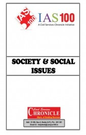 Society & Social Issues For IAS Mains English