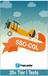SSC-CGL Tier 1 Test Series