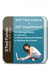 XAT Test Centre + XAT Supplement (2014-15)