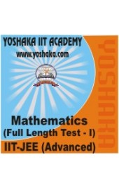 Yoshaka Mathematics Full Length Test - I