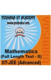 Yoshaka Mathematics Full Length Test - II