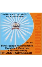 Yoshaka Physics Part Test - IV : Simple Harmonic Motion, Electricity & Waves, Heat & Thermodynamics - Online Test
