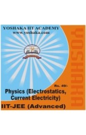 Yoshaka Physics Part Test - V : Electrostatics, Current Electricity - Online Test