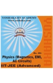 Yoshaka Physics Part Test - VI : Magnetics, EMI, AC Circuits - Online Test