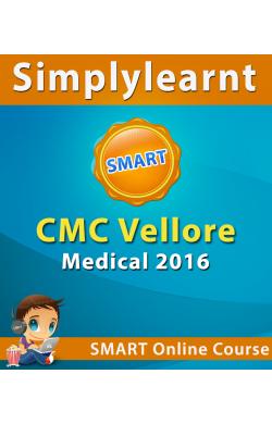 CMC Vellore 2016 Online SMART Subscription Online Test