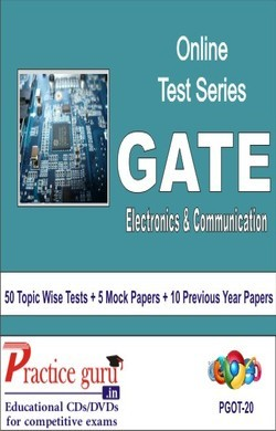 Practice Guru GATE - Electronics & Communication , 50 Topic Wise Tests 5 Mock Papers English Online Test