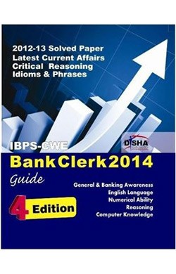 IBPS-CWE Bank Clerk 2014 Guide 4th English Edition