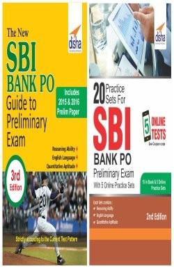 SBI Bank PO Preliminary Exam Study Package