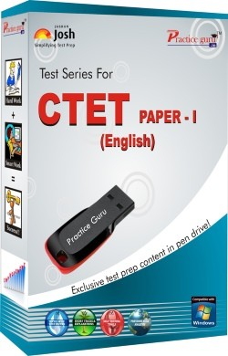 Pendrive Series CTET Paper I English