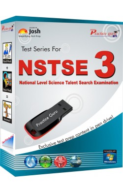 Pendrive Series NSTSE Class 3 English