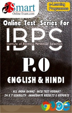 Online Test Series For IBPS Bank PO - English