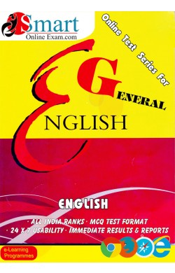 Online Test Series For General English - English