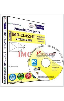 Smart Series IMO Class 3 CD English