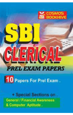 SBI Clerk (Prelims) Practice model papers (Set of 10 papers)