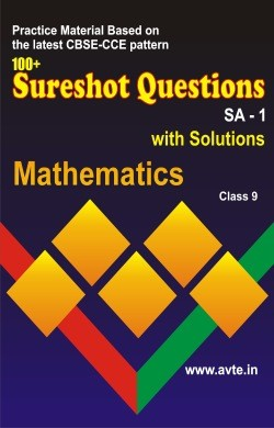 100 Sure Shot Questions for Class IX SA 1 ebook