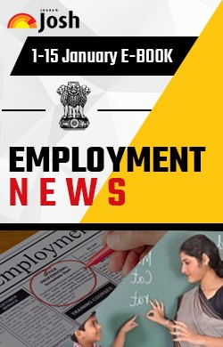 Employment News (1-15 January 2018) e-Book