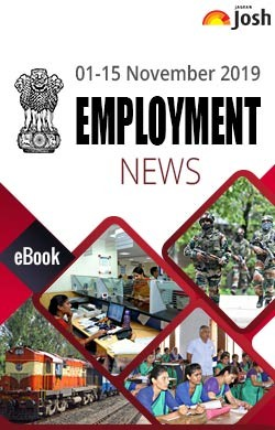 Employment News (1-15 November 2019) eBook
