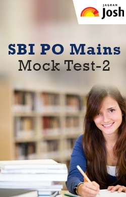 SBI PO Mains Mock Test-2
