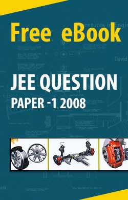 JEE Main Question Paper -1 2008