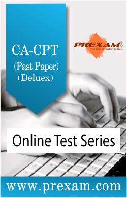 CA-CPT Past Papers Deluxe Test Series