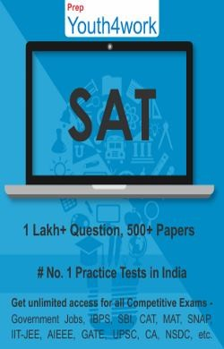 SAT Best Online Practice Tests Prep (Duration - 1 Month)
