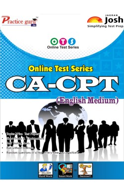 Topic Wise tests For  CA-CPT - English