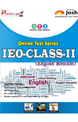 Topic Wise tests For  IEO Class 2 - English