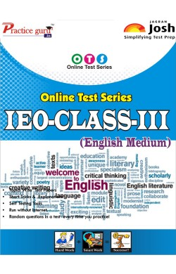 Topic Wise tests For  IEO Class 3 - English