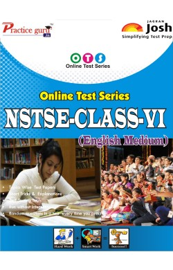 Topic Wise tests For  NSTSE Class 6 - English
