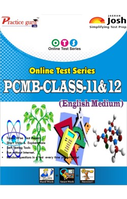 Topic Wise tests For PCMB Combo Pack Class 11 & 12 - English