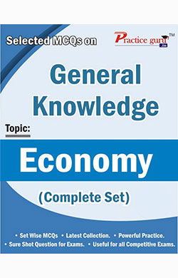 Selected MCQs on GK  - Economics (Complete Set)