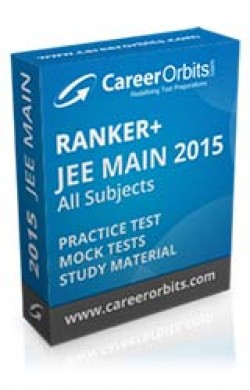 Ranker + JEE Main 2015 by Career Orbits