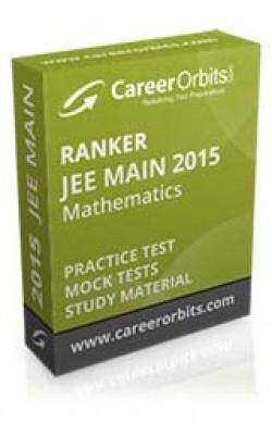 Ranker Mathematics JEE Main 2015 by Career Orbits