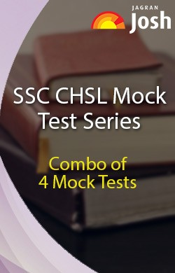 SSC CHSL Mock Test Series Set-1, 2, 3 and 4