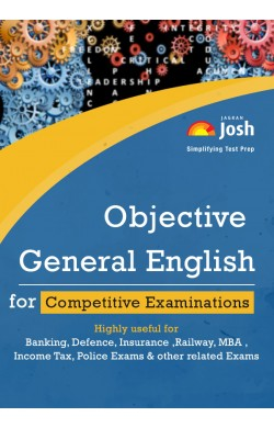 General English ebook for Competitive Exam