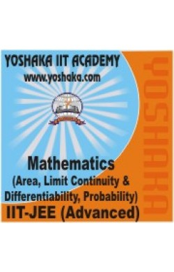 Yoshaka Mathematics Part Test - VII 'Area, Limit Continuity & Differentiability, Probability'